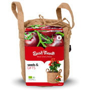 kit de culture tomates-cerise -black cherry